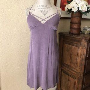 NWT Flowy plum dress